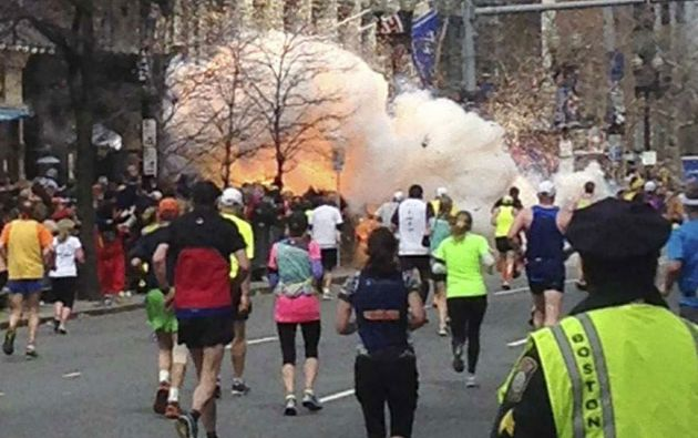 Los ataques en la maratón de Boston del 15 de abril de 2013 dejaron tres muertos y 264 heridos. Foto: REUTERS