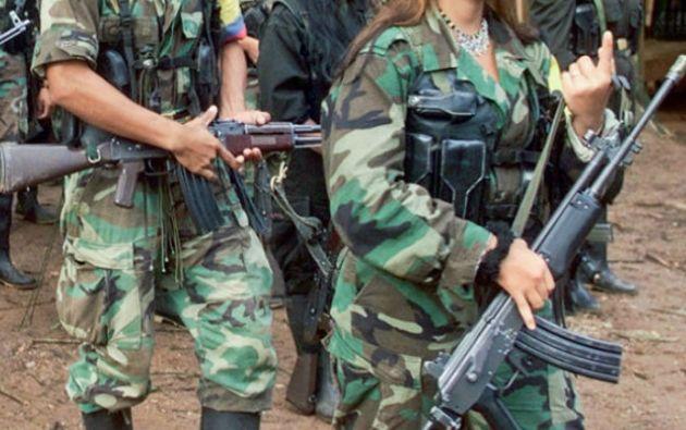 """Los colombianos presuntamente formaron parte de la facción """"Daniel Aldana"""" de las FARC, en el departamento de Nariño."""
