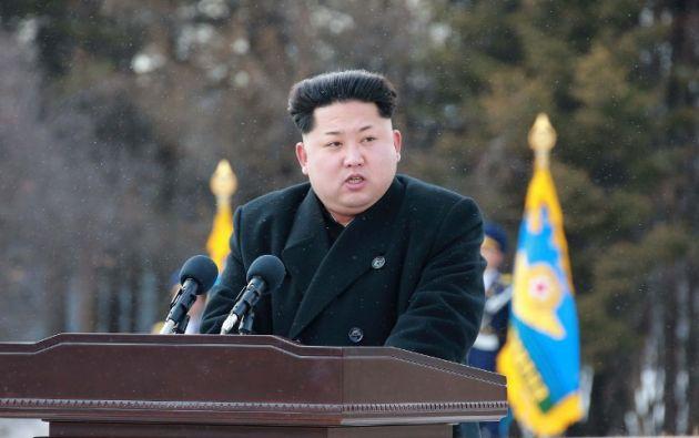 El régimen norcoreano oculta con un extremo hermetismo todo lo que ocurre en sus altas esferas. Foto: Archivo / AFP.