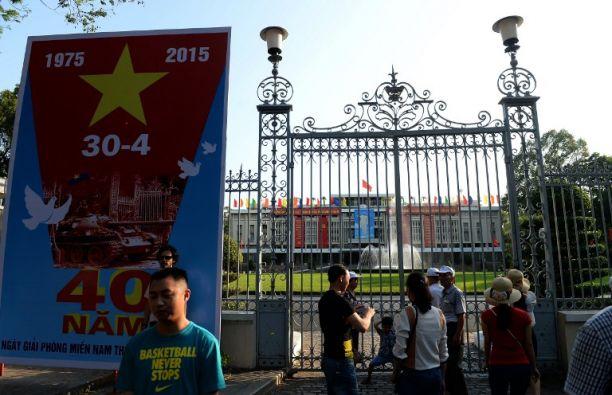 Ciudad Ho Chi Minh. Foto: AFP