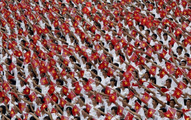 La guerra de Vietnam provocó la muerte de millones de vietnamitas. Foto: REUTERS