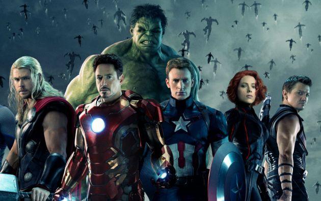 """""""Avengers: Age of Ultron"""" se estrena este jueves en Ecuador."""