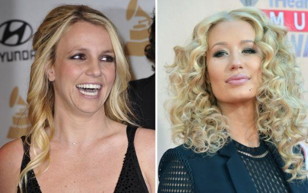 Fue Spears, de 33 años, quien contactó al manager de la australiana. Foto: AFP.
