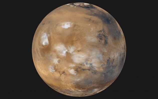 La NASA intentará mandar personas a Marte en la década de 2030, pero los escépticos dicen que la tecnología está muy lejos de estar lista. Foto: NASA.