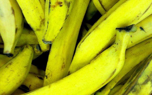 En enero de 2014 se había dado un caso similar, cuando trabajadores de Aldi avisaron a la policía de que habían hallado cocaína escondida también en cajas de plátanos. Foto referencial.