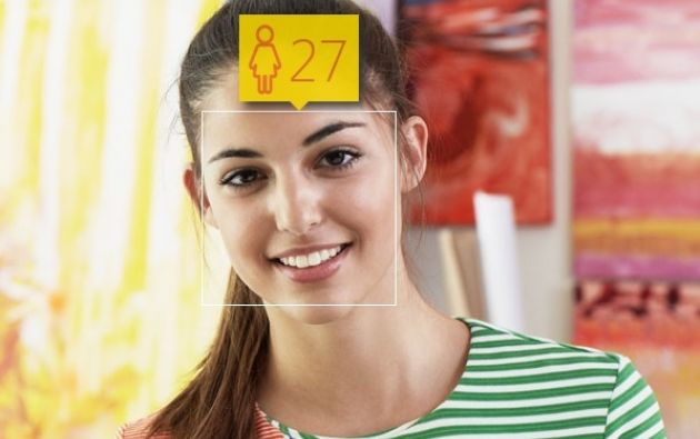 Según explica el medio Daily Mail, Microsoft analiza la edad mediante un algoritmo basado en 27 puntos de cada rostro.