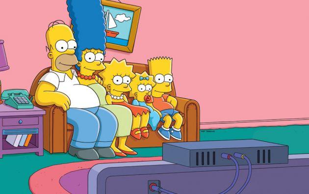 """Con la renovación, """"The Simpsons"""" sumará 28 temporadas y 625 episodios."""