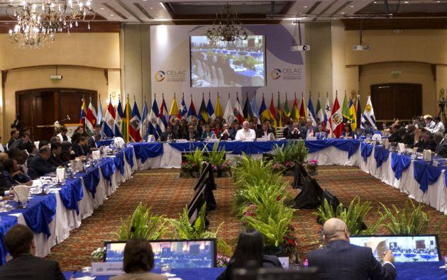 La Celacbusca un consenso para la elaboración de una agenda de desarrollo de cara al 2020. Foto: REUTERS
