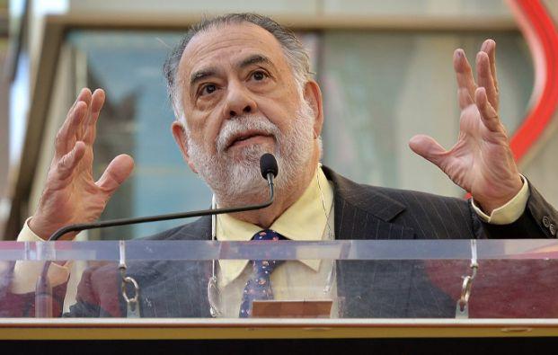 Francis Ford Coppola, ganador de varios Premios Oscar. Foto: AFP