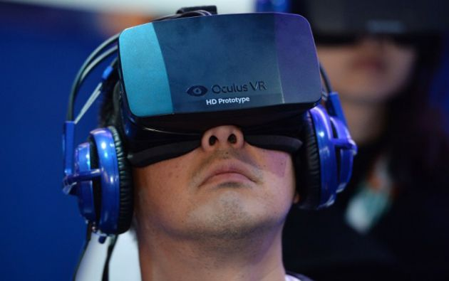 Tras años de desarrollo, Oculus Rift llegará al mercado a inicios del año próximo. Foto: AFP