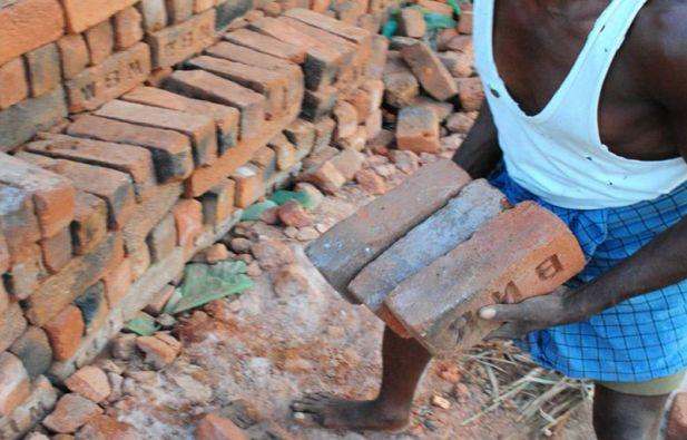 Según datos del investigador, el 75% de los considerados esclavos modernos realizan trabajos forzados.