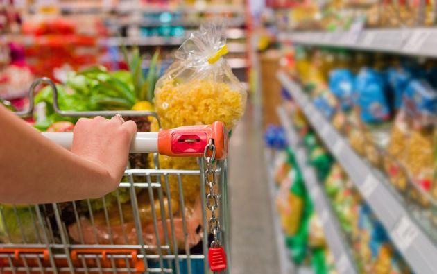 La división de Alimentos y Bebidas no alcohólicas contribuyó con el 43,65% del total de la inflación de abril.