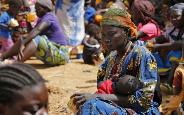 """""""Para que las mujeres en la pobreza sea un tema del pasado, éstas necesitan protección y trabajos dignos, en cantidades exorbitantes"""", dijo la directora de ONU Mujeres. Foto: REUTERS"""