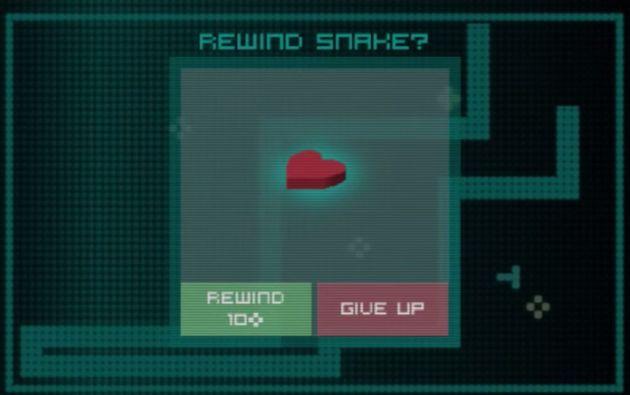 """""""Snake Rewind"""" llegará el próximo 14 de mayo."""