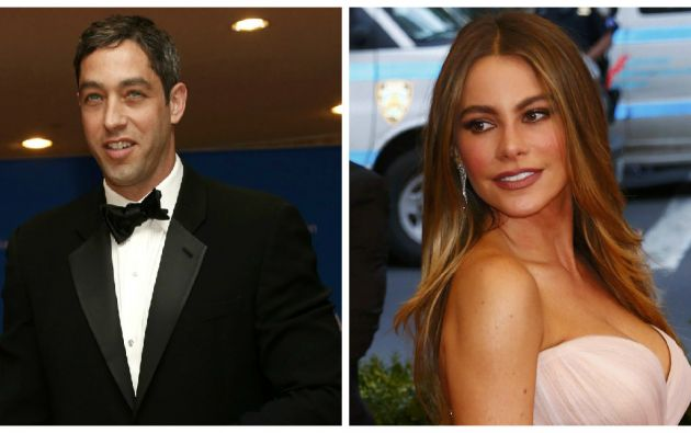 Nick Loeb y Sofía Vergara. Fotoso: REUTERS.