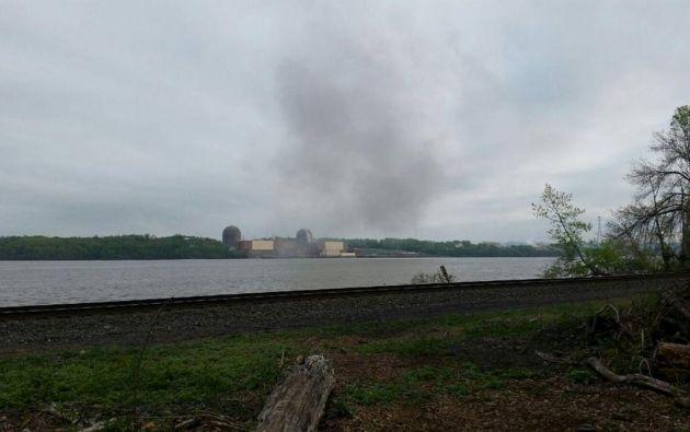 Los responsables de la planta indicaron hoy que la instalación se encuentra parada y estabilizada de forma segura tras el problema. Foto: REUTERS.