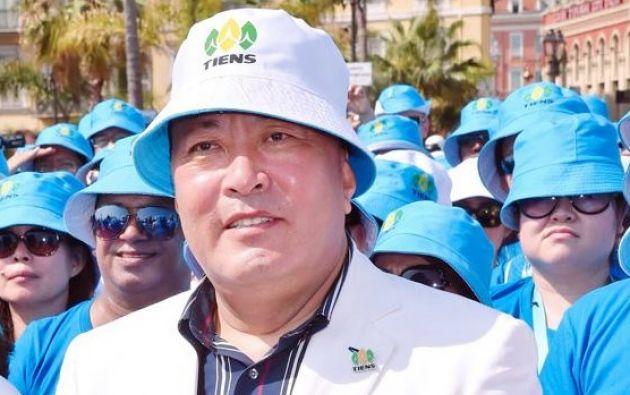 Los empleados han sido invitados por Li Jinyuan, presidente de Tiens, quien ha pagado más de 13 millones de euros (14,5 millones de dólares) por el viaje. Foto: India Times.