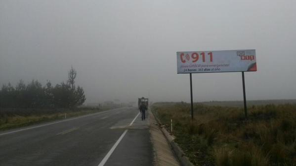 Foto: ECU-911 Riobamba