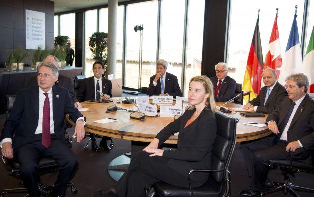 La crisis ucraniana fue el tema central de la última reunión de ministros de Energía del G7 celebrada hace un año en Roma. Foto: Archivo / REUTERS.