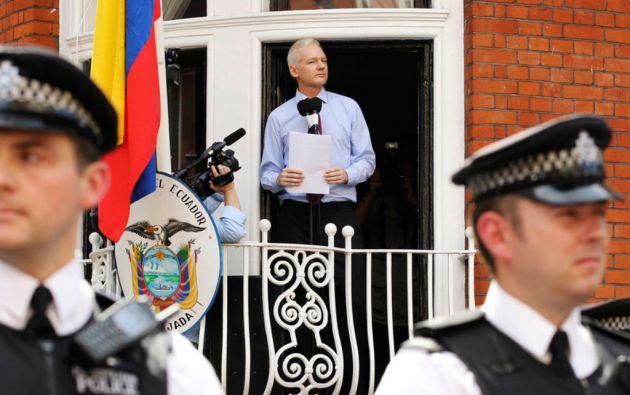 El Gobierno de Ecuador espera una solicitud de Suecia para autorizar que se interrogue por supuestos delitos sexuales al fundador de WikiLeaks. Foto: Archivo / REUTERS.