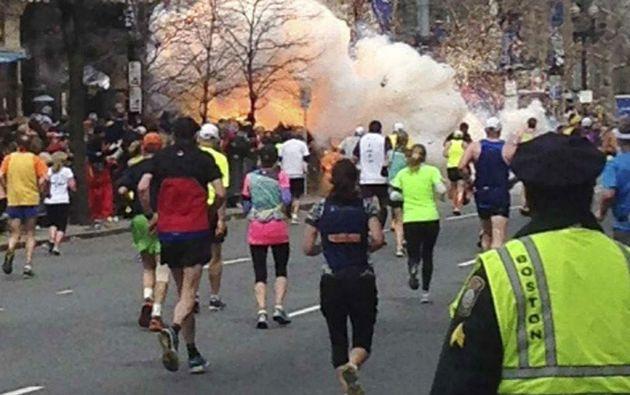 Los ataques en la maratón de abril de 2013 dejaron 3 muertos y 264 heridos. Foto: REUTERS