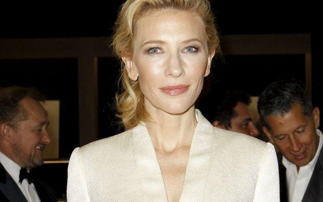 Blanchett está casada con el guionista Andrew Upton desde hace 18 años. Ambos tienen tres hijos y en marzo adoptaron a una niña. Foto: REUTERS