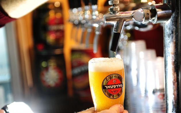 Europa es la región donde hay un mayor consumo de alcohol, con 10,9 litros de alcohol puro (bebidas en general).