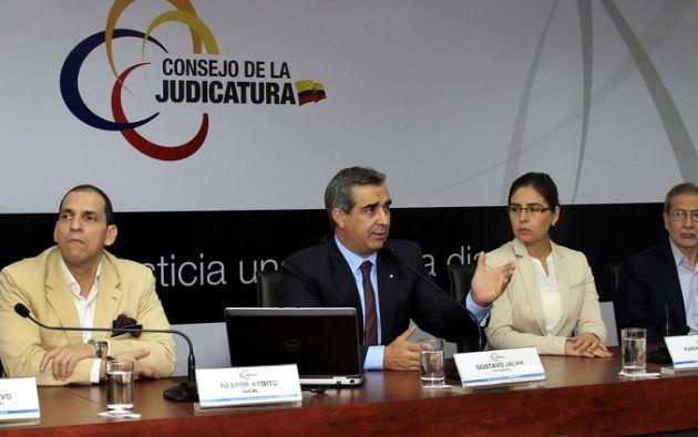 Foto: Flickr / Consejo de la Judicatura