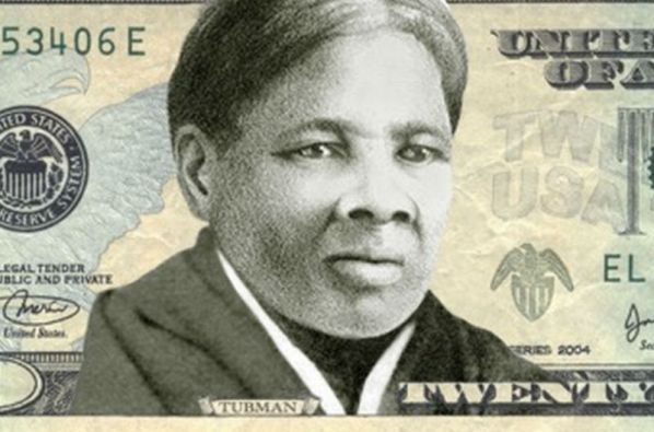 Harriet Tubman, la elegida por la iniciativa de Women On 20s.