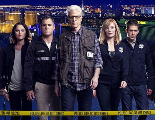"""Ted Danson (centro) se incorporará al reparto de """"CSI: Cyber""""."""