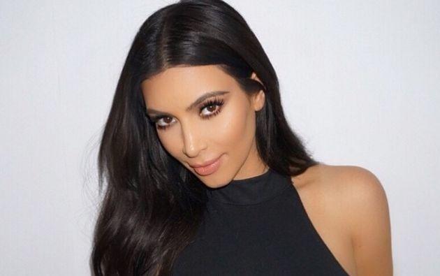 Kim tendría 12 semanas de embarazo. Foto: Instagram