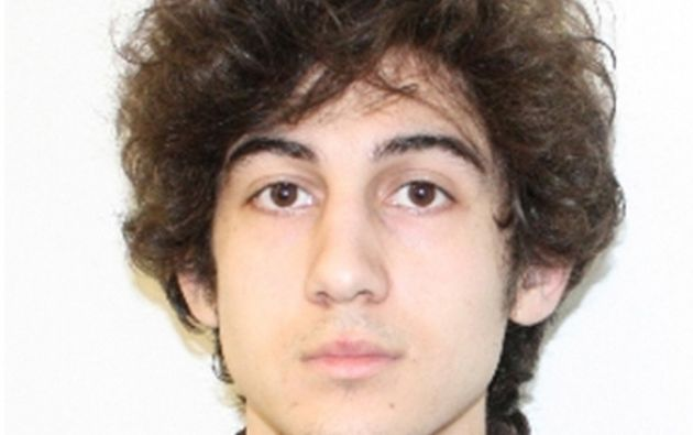 Toma de Dzhokhar Tsarnaev, del archivo del FBI. Foto: REUTERS.