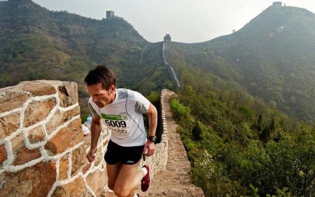 Foto: Great Wall Marathon