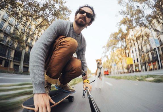 Los bastones para hacerse selfies gozan de gran prestigio en el mundo. El año pasado, la revista Time los nombró entre los mejores inventos de 2014.