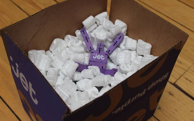 El nuevo sitio de ventas en línea Jet.com ya obtuvo 220 millones de dólares y cuenta con alrededor de 1.600 comerciantes asociados.