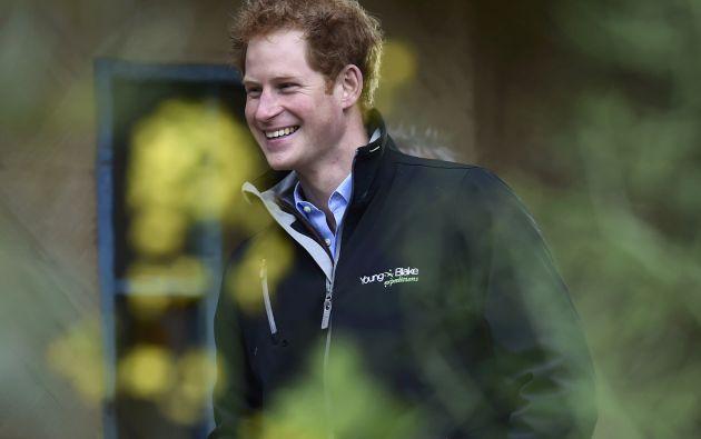 El príncipe también se refirió a la apretada agenda que le espera los próximos días tras su estancia fuera del Reino Unido. Foto: Archivo / REUTERS.