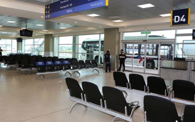 Las instalaciones se componen de un edificio de dos plantas. Foto: Prensa Quito
