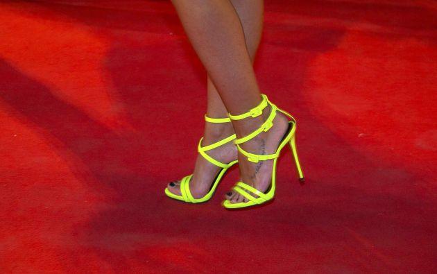 La revista Screen de este 19 de mayo asegura que a varias mujeres se les prohibió pasar porque sus zapatos no tenían tacones lo suficientemente altos. Foto: REUTERS.
