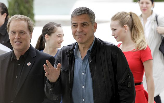 El actor es conocido defensor de los Derechos Humanos y activista político. Foto: REUTERS.