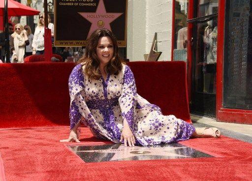 Actriz y humorista Melissa McCarthy. Foto: AFP
