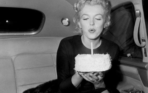 Monroe cautivó con su sensual voz. Foto: Fine Life.