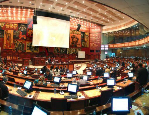 Foto: Asamblea Nacional del Ecuador
