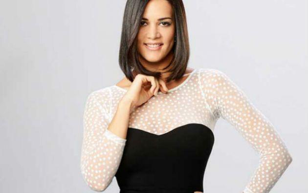 Mónica Spear, actriz y exreina de belleza.