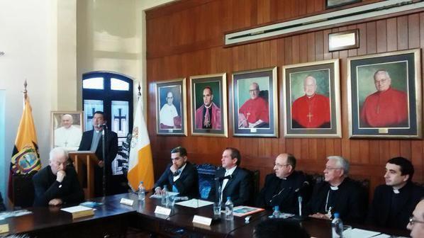 Foto: Cancillería de Ecuador