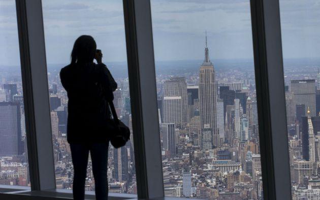 Desde el nuevo mirador se podrán apreciar edificios y parques célebres como la Estatua de la Libertad, el Empire State, Central Park o el puente de Brooklyn. Foto: REUTERS