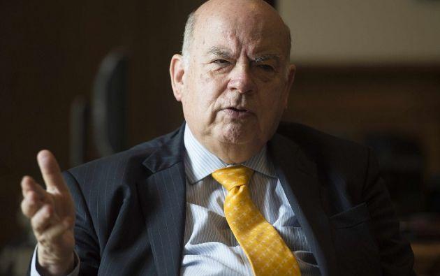 """Insulza sostuvo que la OEA debe ser """"una organización inclusiva. Foto: AFP"""