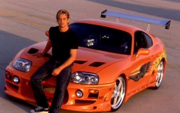 Además de el hecho de que fue conducido por Walker, el vehículo gana valor por su máquina y sus famosas llantas.