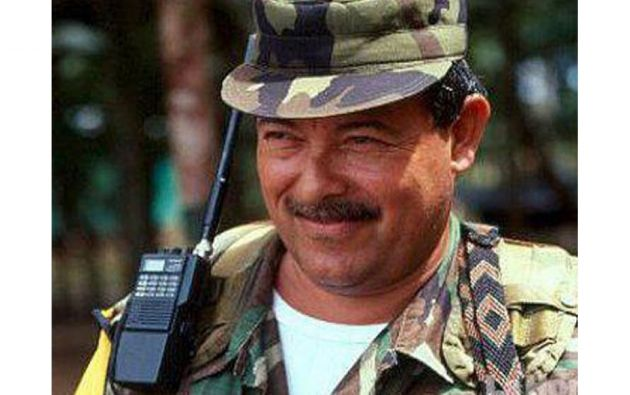 """Alarcón Machado está considerado el número dos de Félix Antonio Muñoz Lascarro, alias """"Pastor Alape""""."""