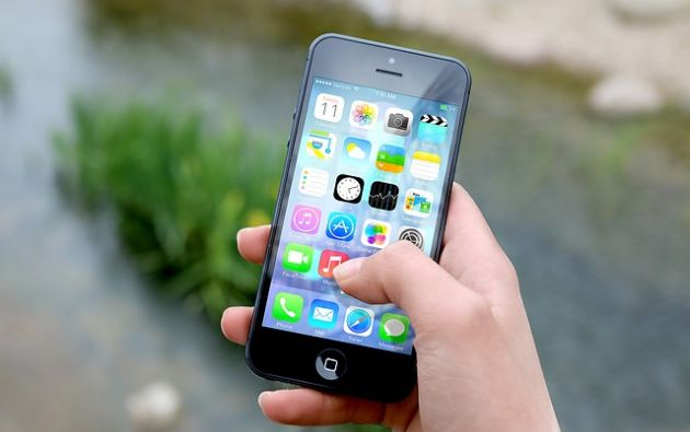 Iphone. Foto: Pixabay