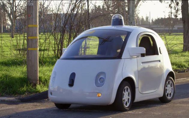 Vehículo autónomo. Foto: Google Self-Driving Car Project